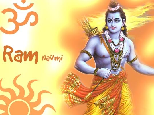 Happy-Ram-Navami-Wishes-HD-Wallpaper