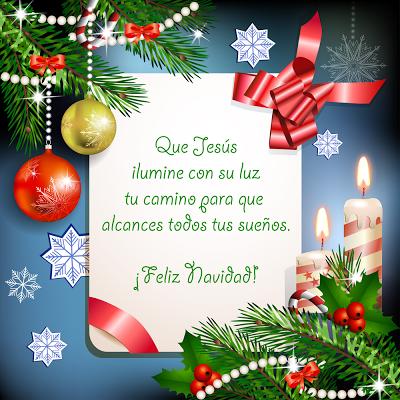 mensajes-de-navidad-que-Jesus-ilumine-tu-camino-postal-con-adornos